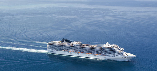 Win a Cruise from MSC Cruises During Plan a Cruise Month
