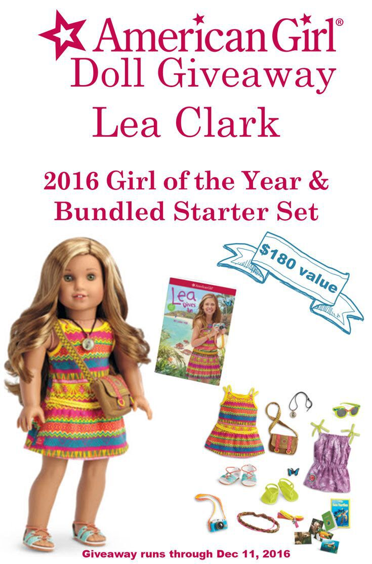 American Girl Doll Giveaway