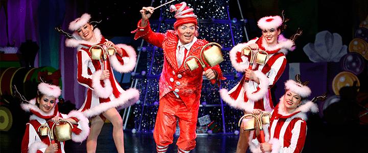 Cirque Dreams Holidaze at Arlene Schnitzer Concert Hall December 22–24