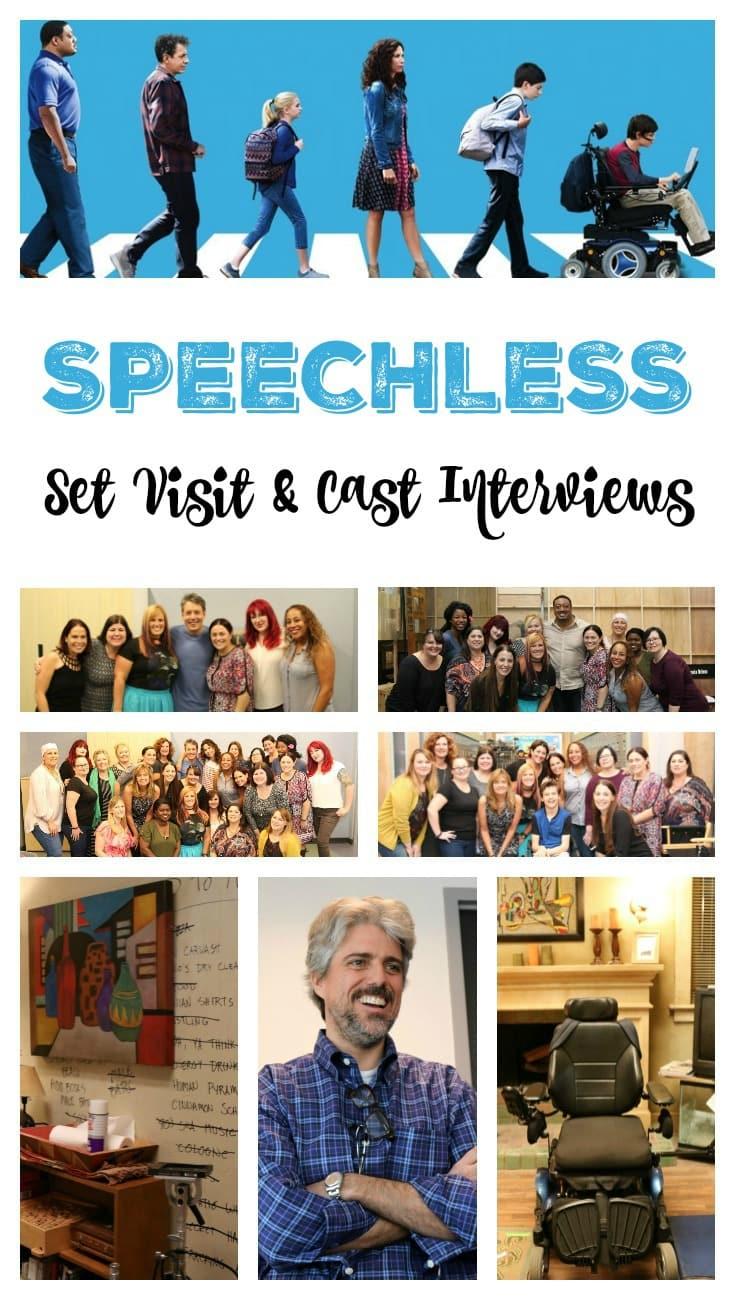 Speechless Set Visit