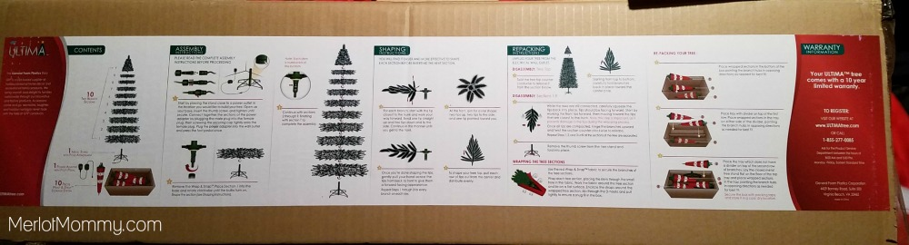 Make Decorating Your Tree for the Holidays Easy with ULTIMA Tree - Quick-Connect System