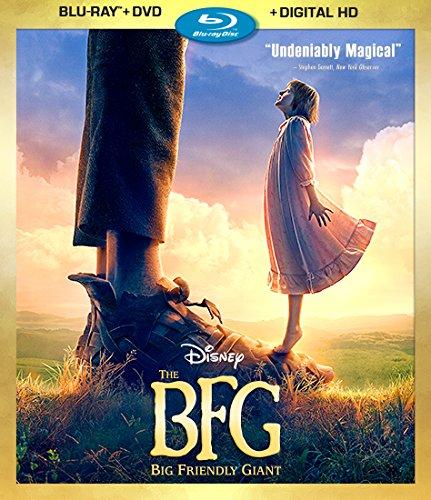 The BFG on Blu-Ray/DVD