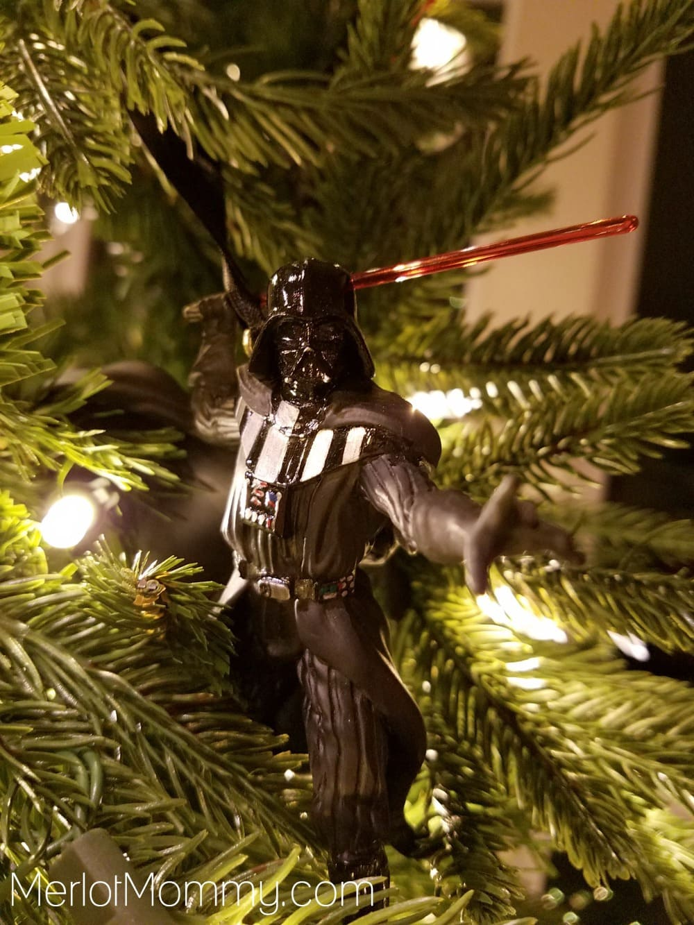 Make Decorating Your Tree for the Holidays Easy with ULTIMA Tree - Backlit Ornamenr
