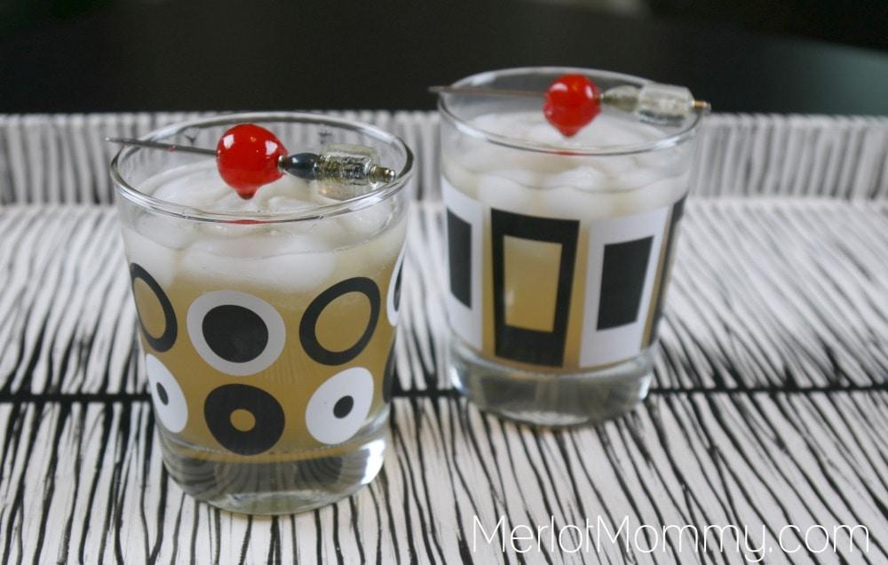 Sparkling Tangerine Lemonade Cooler