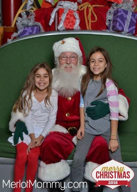 Visit the HGTV Santa HQ and the Sharing Tree at Washington Square - Santa