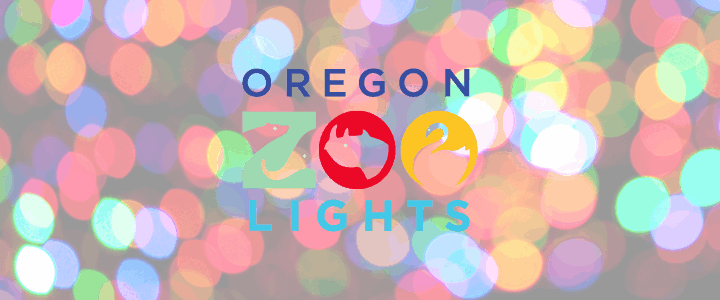 Win a Family 4 Pack of Tickets to 2016 Zoolights at the Oregon Zoo
