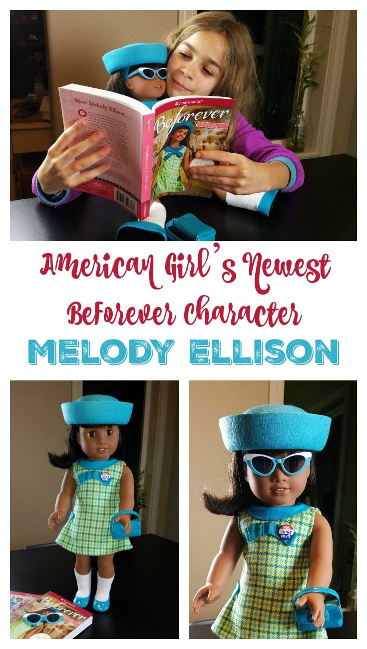American Girl's Newest BeForever Character Melody is the Perfect Holiday Gift Pin