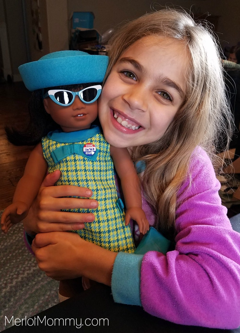 American Girl's Newest BeForever Character Melody is the Perfect Holiday Gift