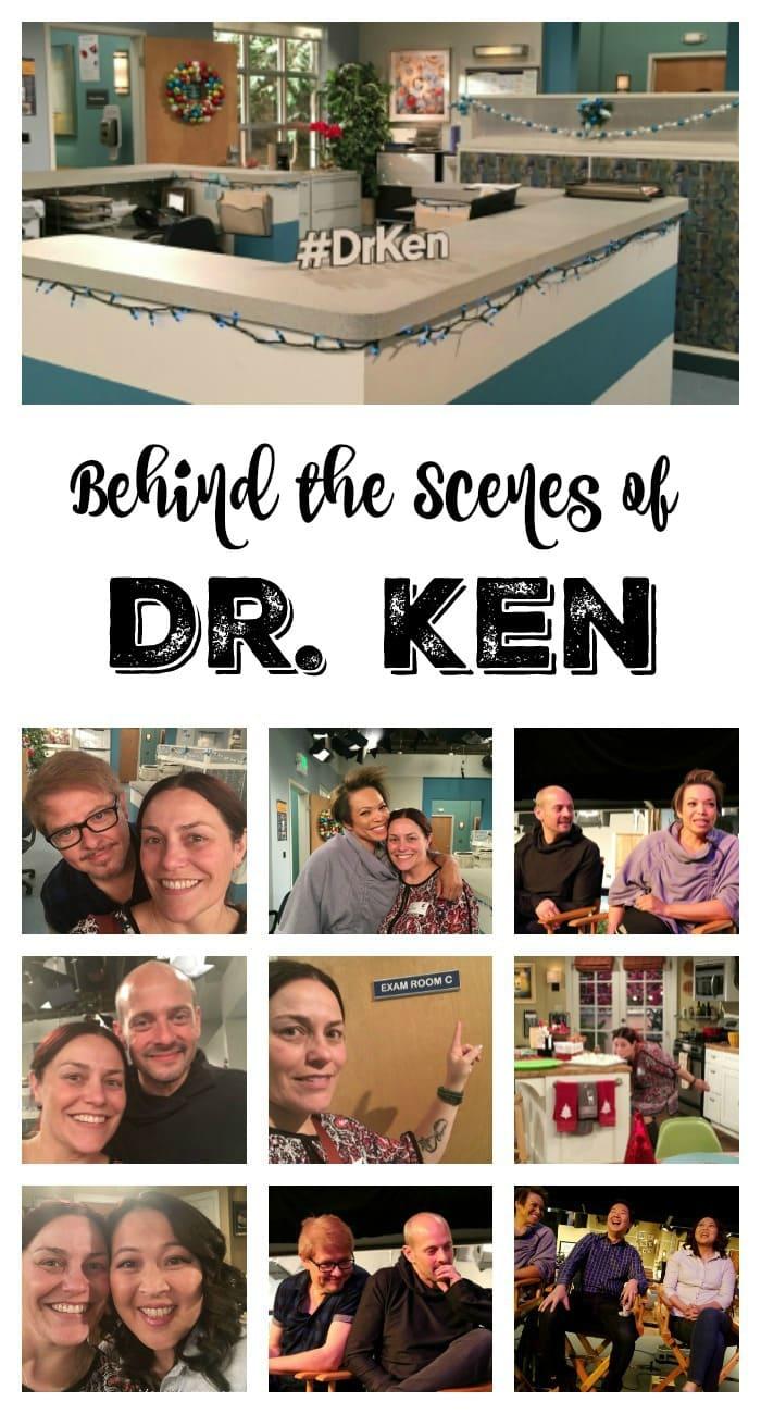 Behind the Scenes of Dr. Ken Pin