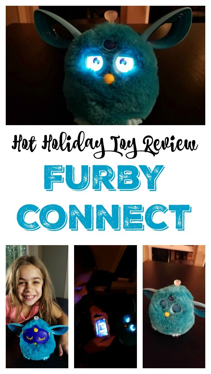 Furby Connect - Hot Holiday Toy Pin