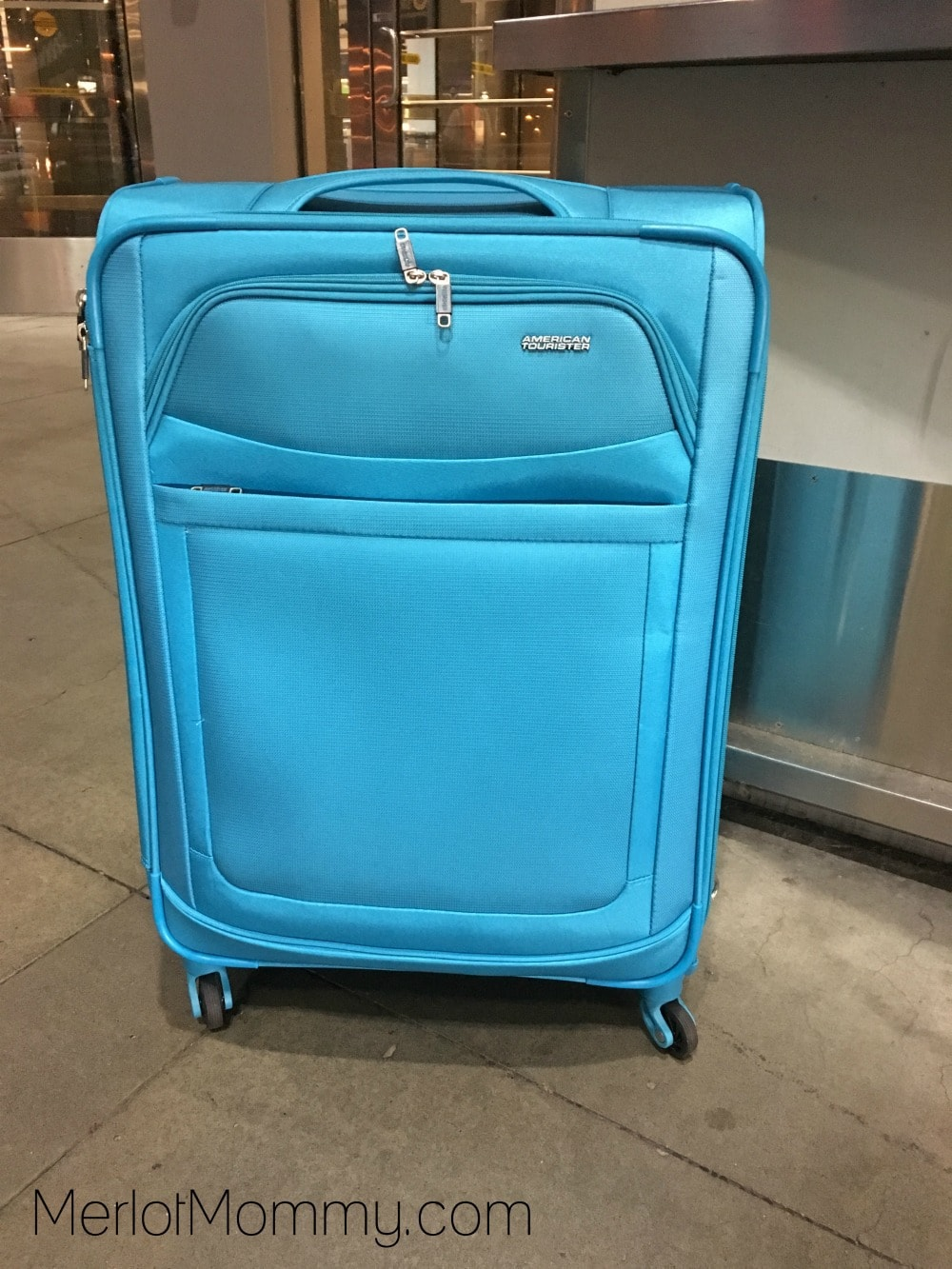 Travel Light with the American Tourister iLite MAX Luggage