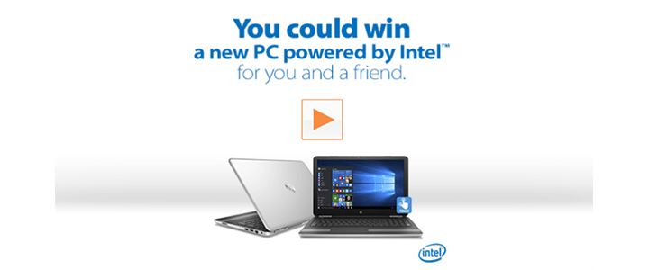 Experience Amazing with Intel at Walmart