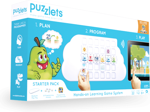 Give Puzzlets This Holiday Season for STEAM Learning Fun