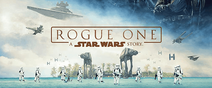 Rogue One Crafts and Drink Round Up