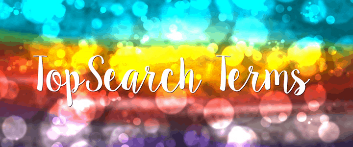 Top Search Terms of 2016