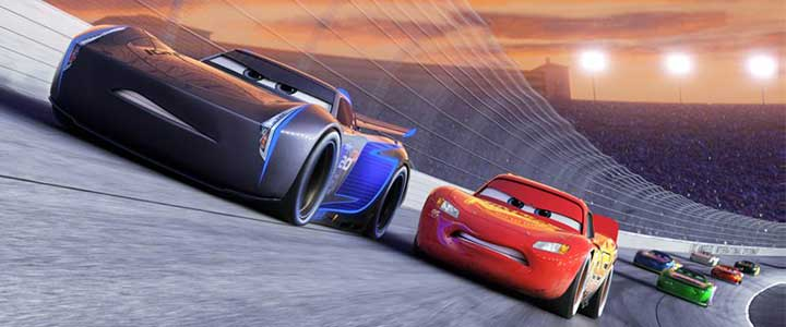 Cars 3 New Extended Look Now Available