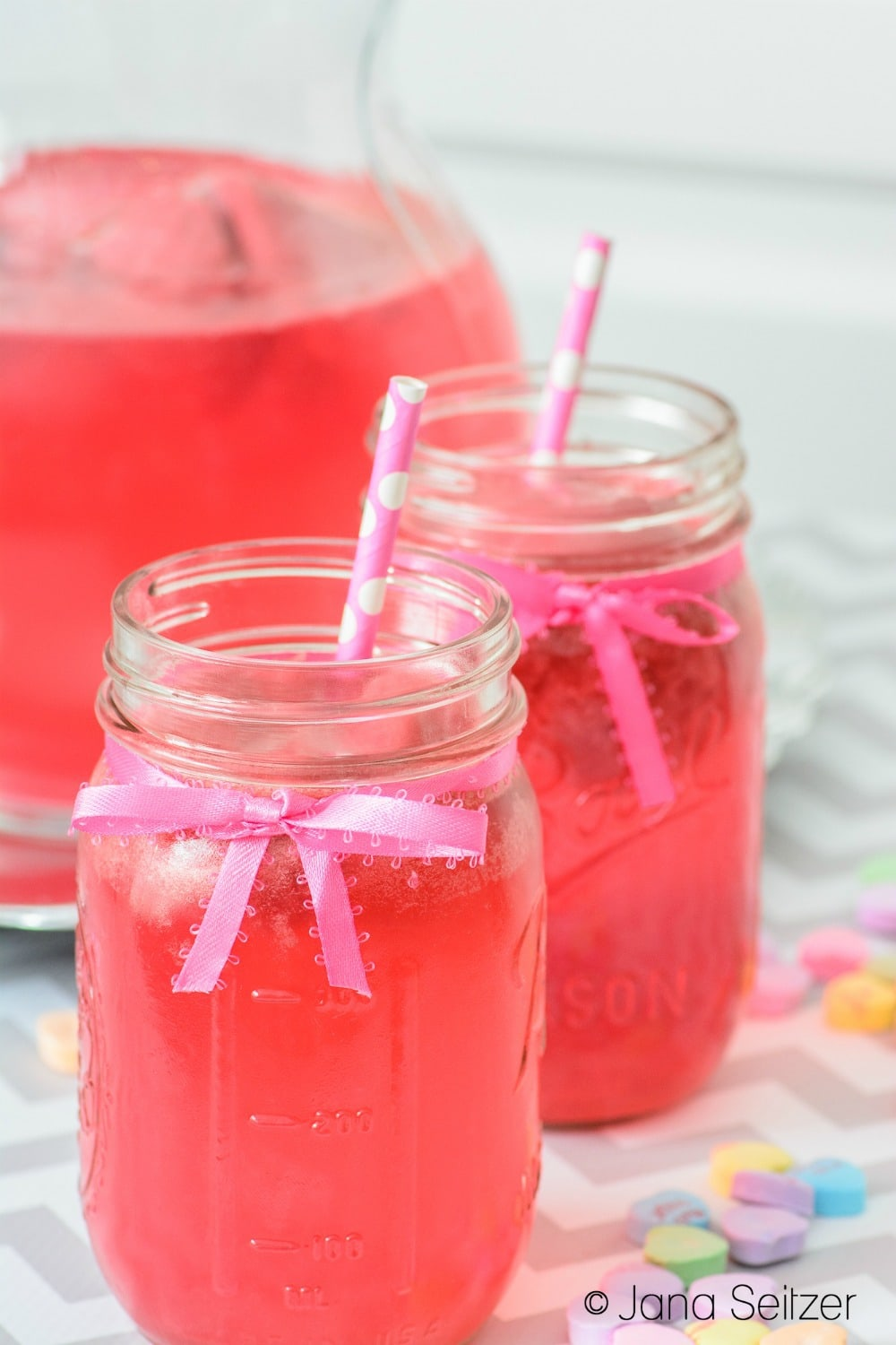 Sweetheart punch