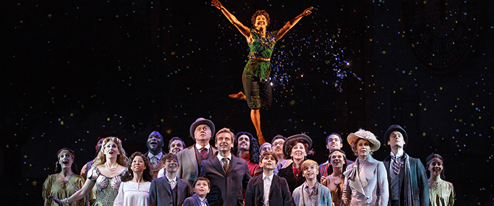 Finding Neverland at Keller Auditorium
