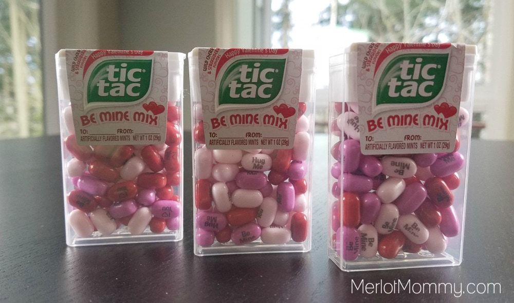 Surprise Your Valentine at Fred Meyer with Tic Tac