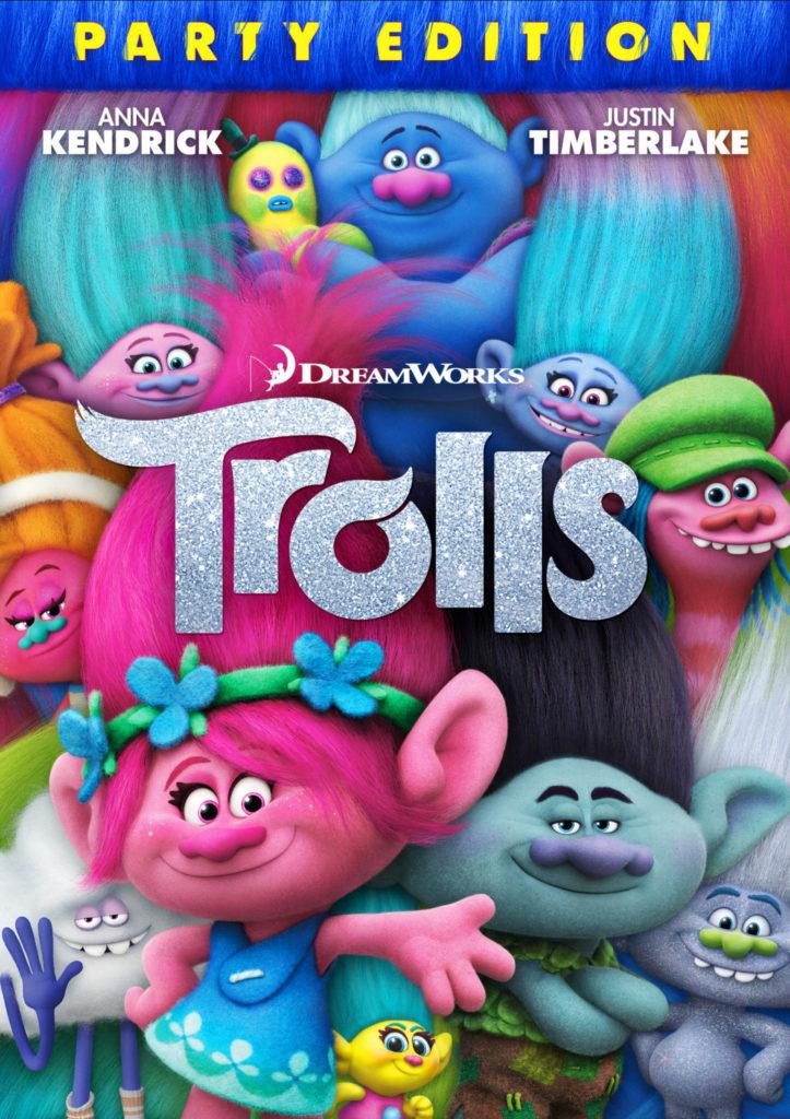 Trolls Craft - Poppy Pencil Topper