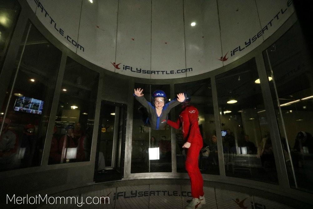iFLY Seattle Indoor Skydiving