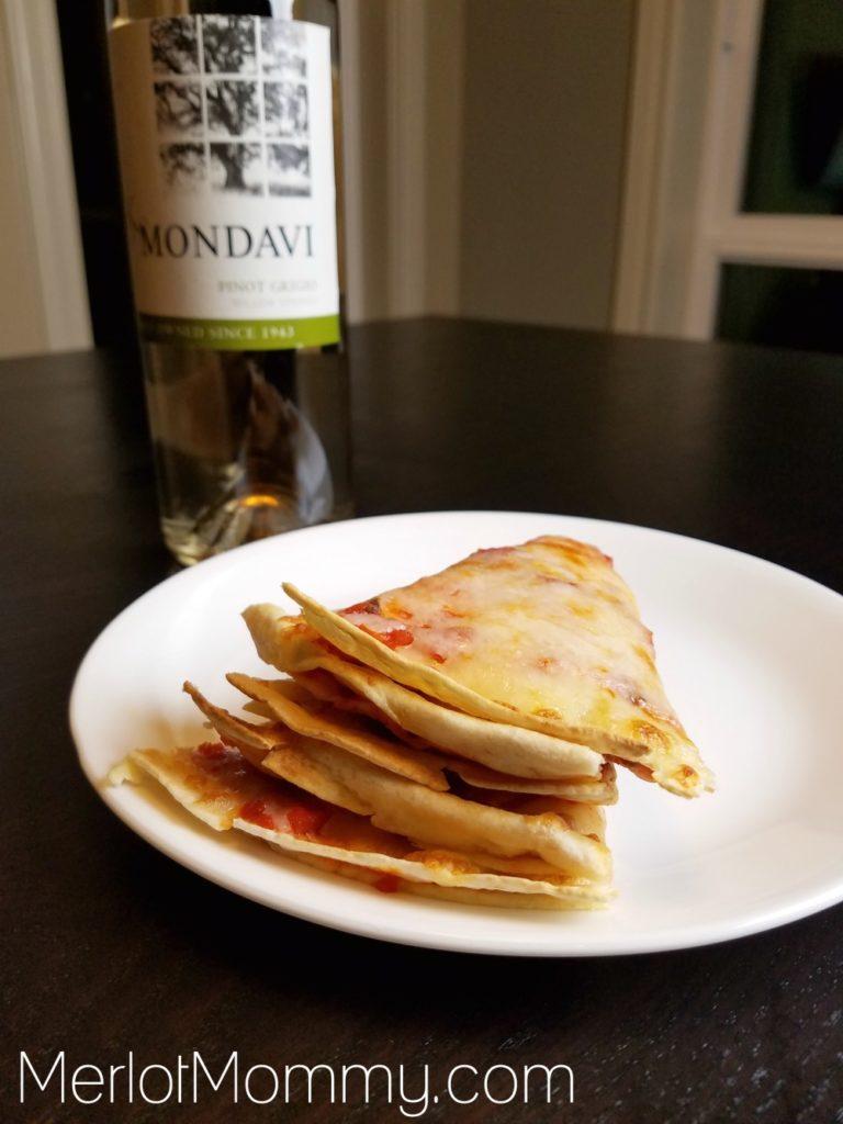 Easy Pizzadilla Recipe
