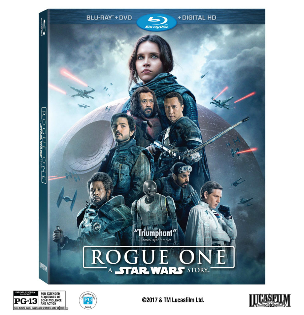 Rogue One Now on Digital