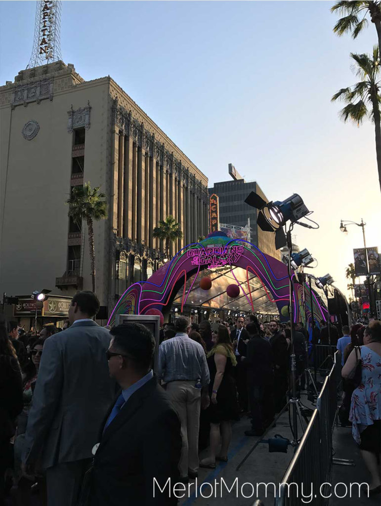 Marvel's Guardians of the Galaxy Vol. 2 Red Carpet Premiere
