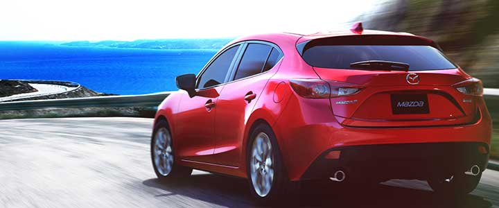 2016 Mazda3 Grand Touring – A Mom's View