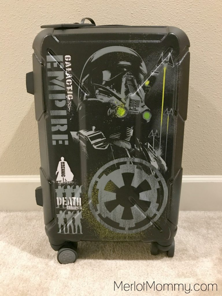 """American Tourister Star Wars Rogue One 20"""" Spinner"""