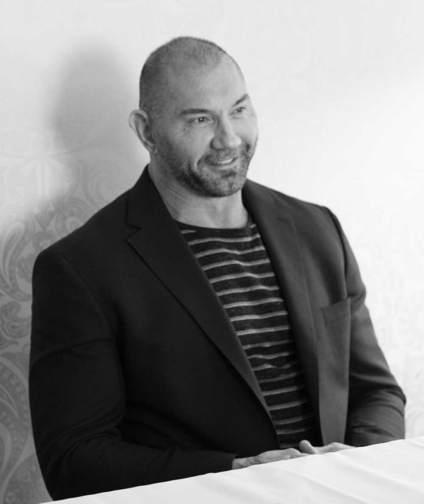 Exclusive Interview with Dave Bautista as Drax in Guardians of the Galaxy Vol. 2