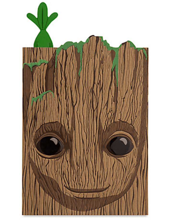 Ultimate Guide to Guardians of the Galaxy Vol. 2 Gifts and Merchandise: Groot Journal