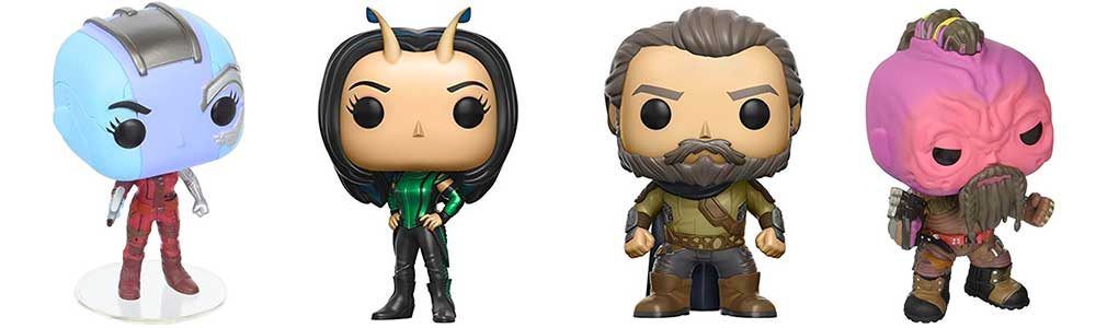 Ultimate Guide to Guardians of the Galaxy Vol. 2 Gifts and Merchandise: Funko POPs