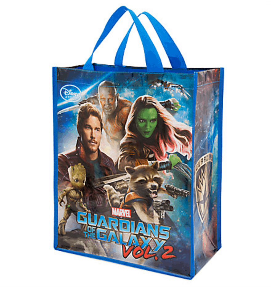 Ultimate Guide to Guardians of the Galaxy Vol. 2 Gifts and Merchandise: Reusable Bag