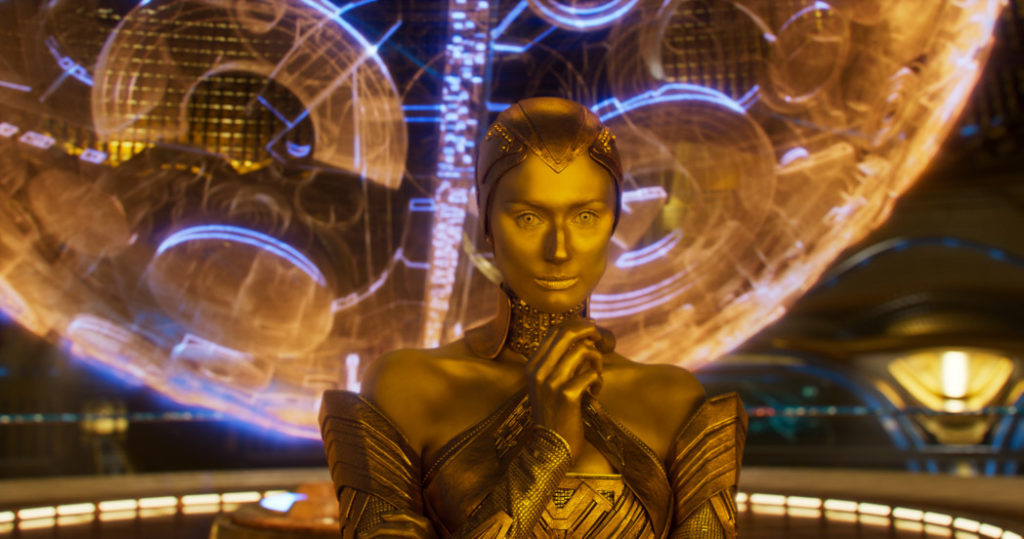 Nebula, Mantis, and Ayesha - Exclusive Interview with Three of Marvel's Strongest Women