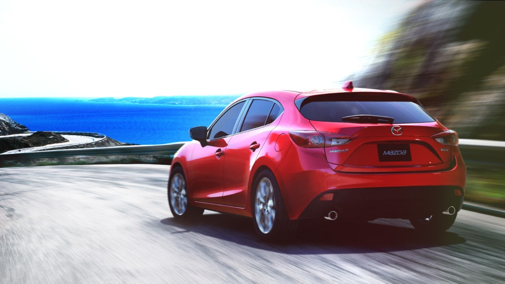 2016 Mazda3 Grand Touring - A Mom's View