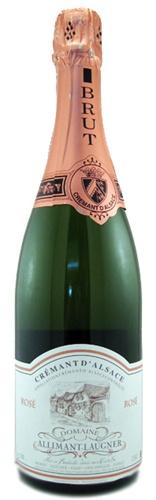 Domaine Allimant-Laugner Crémant d'Alsace Rosé Summer Wine List