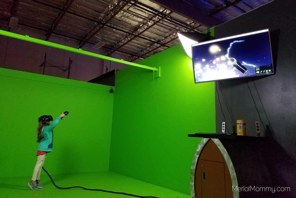 Virtual Sports - Virtual Reality Experience Seattle