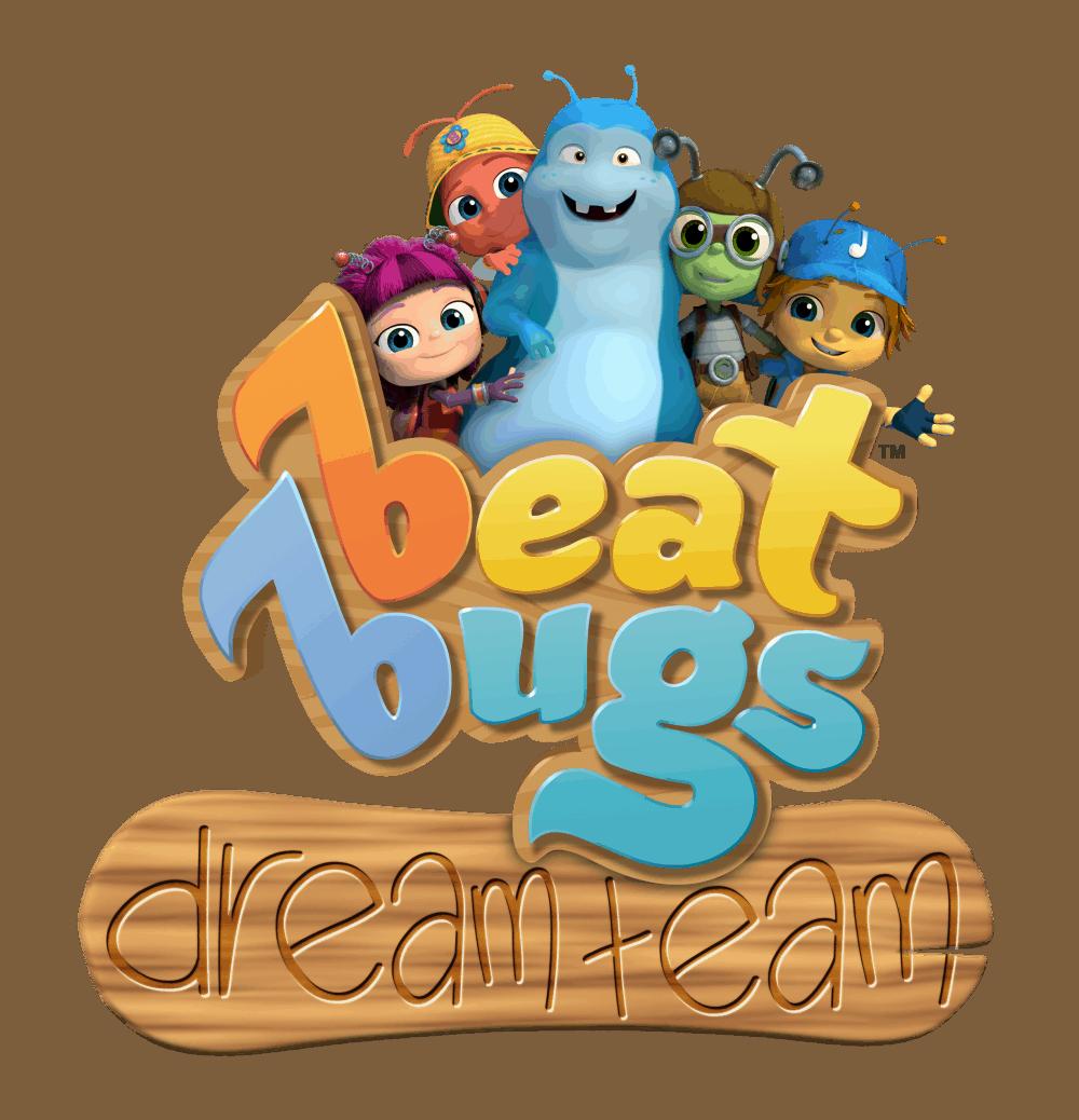Meet the Beat Bugs on Netflix - Beat Bugs Dream Team