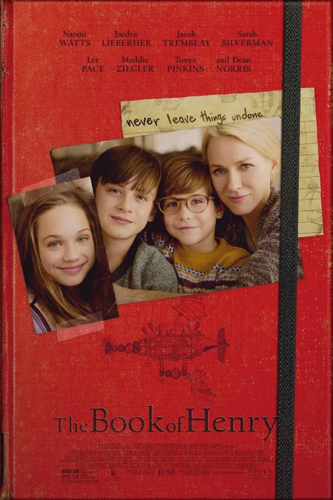 Free Tickets to Book of Henry Screening in Portland
