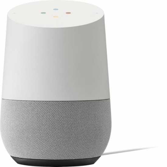 Make Your Home a Connected Home - Google Home