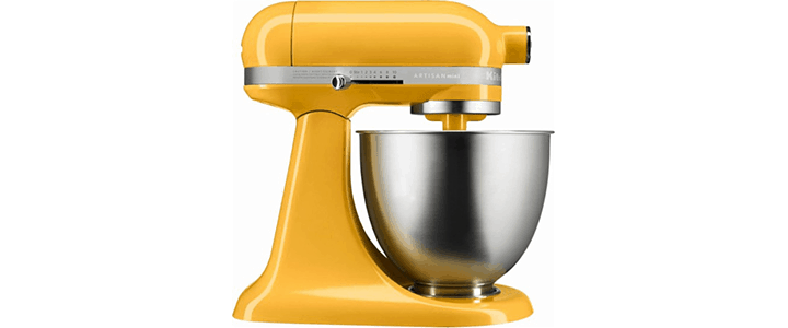KitchenAid Artisan Mini Mixer | Whisky + Sunshine, Formerly Merlot Mommy