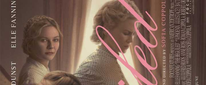 Win a The Beguiled Gift Pack + Free Tickets to Portland Screening