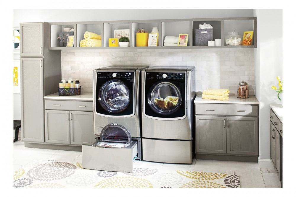 LG Front Load Laundry from Best Buy