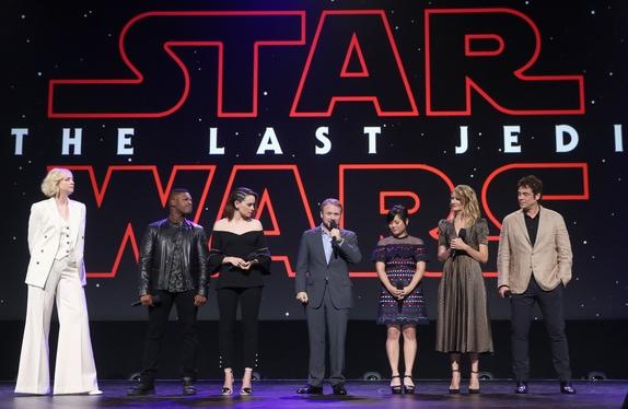 Upcoming Disney, Marvel Studios, and LucasFilm Live-Action Films - D23 Expo Recap - The Last Jedi
