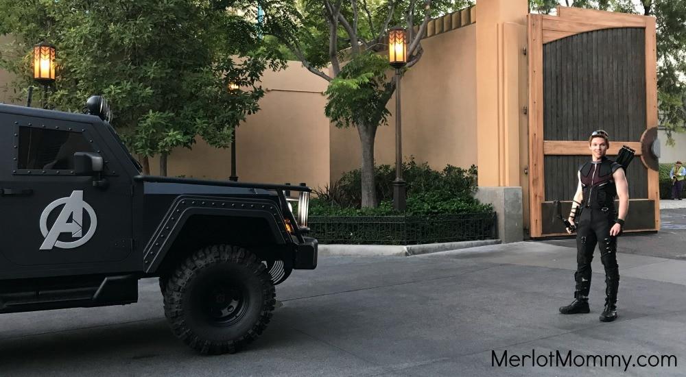 Summer of Heroes – Disney California Adventure