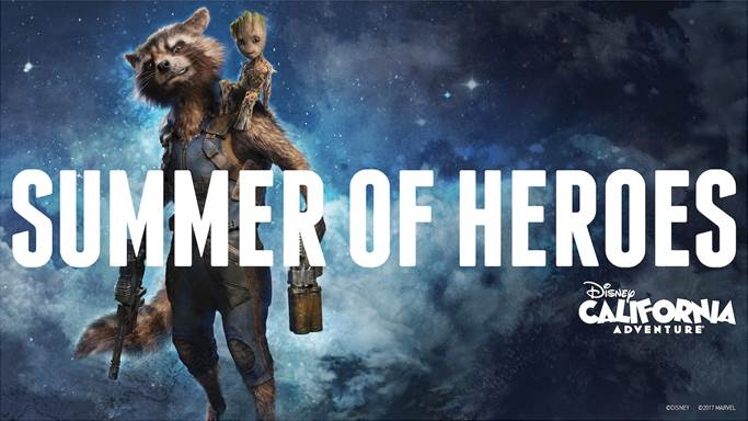 Summer of Heroes D23 Expo