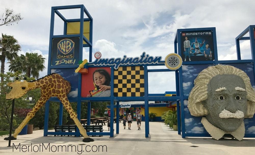 Top 5 LEGOLAND Florida Activities for Tweens and Teens - Imagination Zone