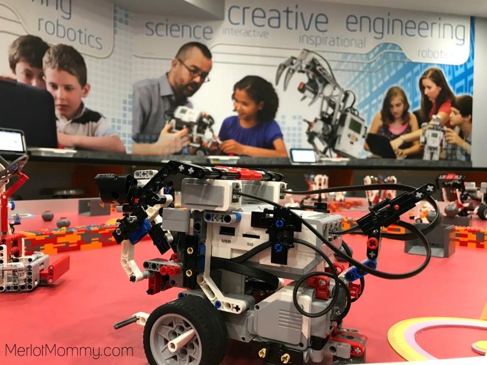Top 5 LEGOLAND Florida Activities for Tweens and Teens - LEGO Mindstorms