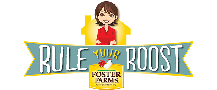 Let Foster Farms Help You Rule Your Roost for Back to School